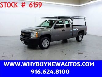 Chevrolet Silverado 1500 ~ Extended Cab ~ Only 47K Miles! 2012
