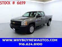 2012_Chevrolet_Silverado 1500_~ Liftgate ~ Extended Cab ~ Only 43K Miles!_ Rocklin CA