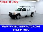 2012 Chevrolet Silverado 1500 ~ Liftgate ~ Only 11K Miles!