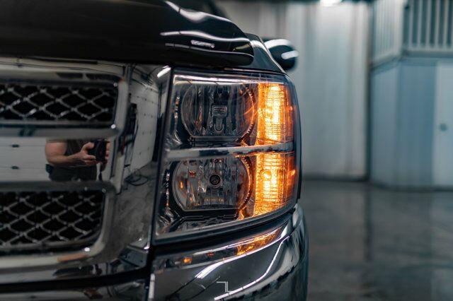 2012 Chevrolet Silverado 1500 4x4 Ext Cab LT Leather Red Deer AB