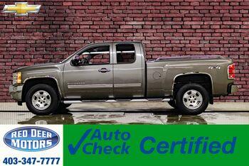 2012_Chevrolet_Silverado 1500_4x4 Ext Cab LT Leather_ Red Deer AB
