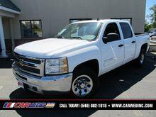 2012_Chevrolet_Silverado 1500_LS Crew Cab Short Box 4WD_ Fredricksburg VA