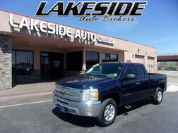 2012_Chevrolet_Silverado 1500_LS Extended Cab 2WD_ Colorado Springs CO