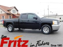2012_Chevrolet_Silverado 1500_LS_ Fishers IN