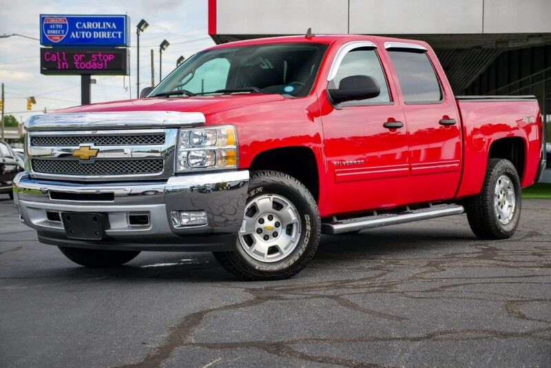 2012 Chevrolet Silverado 1500 LT **ALL-STAR EDITION ** Mooresville NC