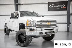 2012_Chevrolet_Silverado 1500_LT_ Dallas TX