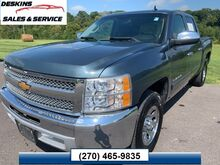 2012_Chevrolet_Silverado 1500_LT_ Campbellsville KY
