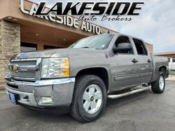 2012_Chevrolet_Silverado 1500_LT Crew Cab 4WD_ Colorado Springs CO
