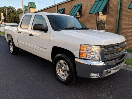 2012 Chevrolet Silverado 1500 LT Crew Cab 4WD Knoxville TN