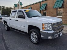 2012_Chevrolet_Silverado 1500_LT Crew Cab 4WD_ Knoxville TN