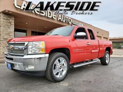 2012_Chevrolet_Silverado 1500_LT Ext. Cab 2WD_ Colorado Springs CO