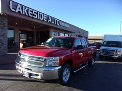 2012_Chevrolet_Silverado 1500_LT Ext. Cab 4WD_ Colorado Springs CO