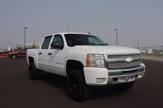 2012 Chevrolet Silverado 1500 LT Grand Junction CO