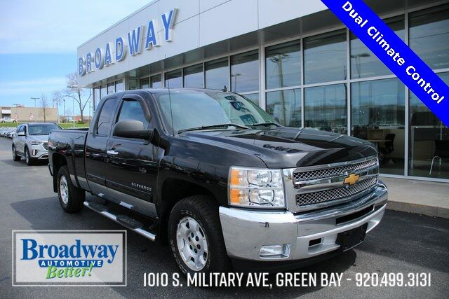 2012 Chevrolet Silverado 1500 LT Green Bay WI
