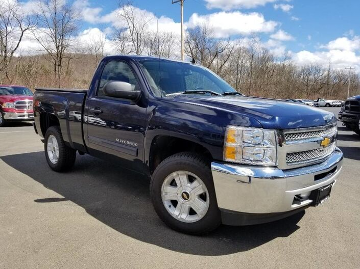 2012 Chevrolet Silverado 1500 LT Rock City NY