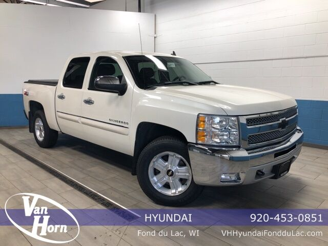 2012 Chevrolet Silverado 1500 LT Milwaukee WI