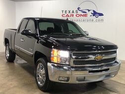 2012_Chevrolet_Silverado 1500_LT TEXAS EDITION TOW PACKAGE TOW HITCH BLUETOOTH LEATHER STEERING WHEEL_ Addison TX