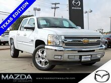 2012_Chevrolet_Silverado 1500_LT *Texas Edition, Crew Cab, Leather*_ Mesquite TX