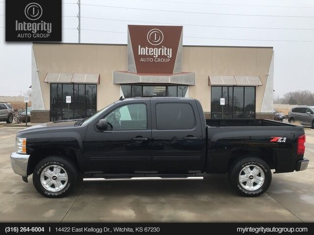 2012 Chevrolet Silverado 1500 LT Wichita KS