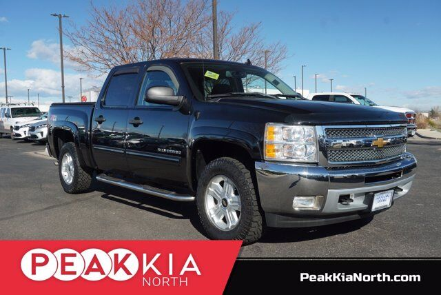 2012 Chevrolet Silverado 1500 LT Windsor CO