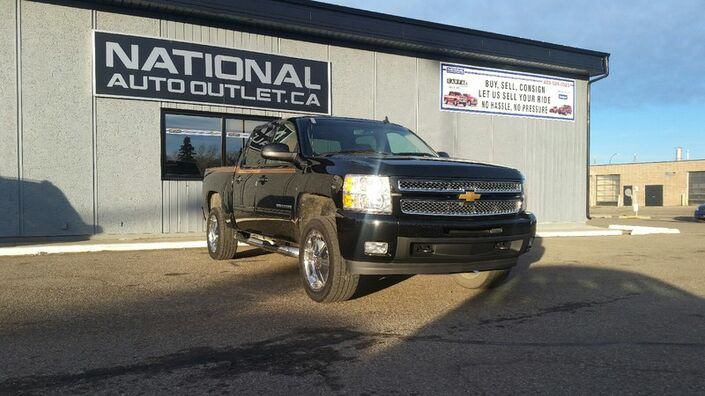 2012 Chevrolet Silverado 1500 LTZ - ULTIMATE GFX PKG- ONE OWNER- CLEAN CAR PROOF Lethbridge AB