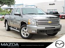 2012_Chevrolet_Silverado 1500_LTZ *4x4, Leather, Running Boards, Tow Package*_ Mesquite TX