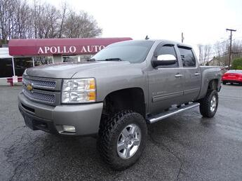 2012_Chevrolet_Silverado 1500_LTZ_ Cumberland RI