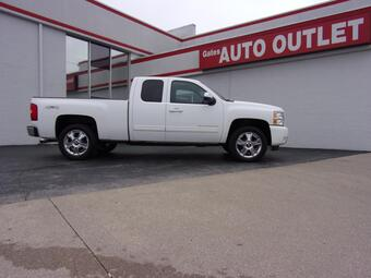 2012_Chevrolet_Silverado 1500_LTZ_ Richmond KY
