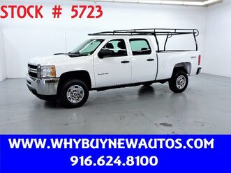 Chevrolet Silverado 2500HD ~ 4x4 ~ Crew Cab ~ Only 80K Miles! 2012