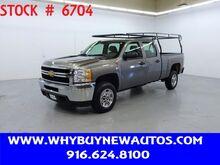 2012_Chevrolet_Silverado 2500HD_~ Crew Cab ~ Only 64K Miles!_ Rocklin CA