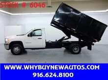 2012_Chevrolet_Silverado 3500HD_~ 12ft. Dump Bed ~ Only 21K Miles!_ Rocklin CA