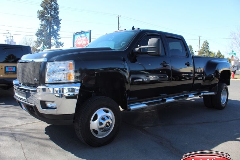 2012 Chevrolet Silverado 3500HD 4WD Crew Cab 167.7 LTZ Bend OR