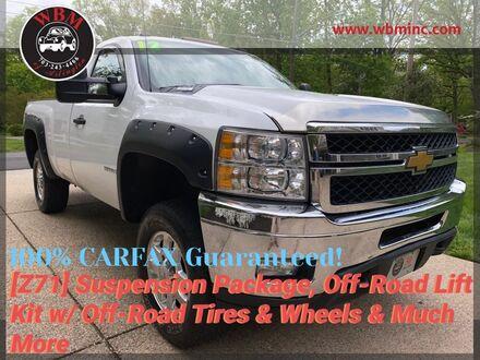 2012_Chevrolet_Silverado 3500HD_4x4 Regular Cab LT_ Arlington VA