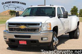 2012_Chevrolet_Silverado 3500HD_LTZ_ Lubbock TX