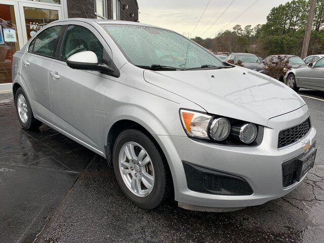 2012 Chevrolet Sonic 1LS Raleigh NC
