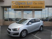2012_Chevrolet_Sonic_1LT Sedan_ Las Vegas NV