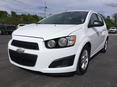 2012 Chevrolet Sonic 2LS Campbellsville KY