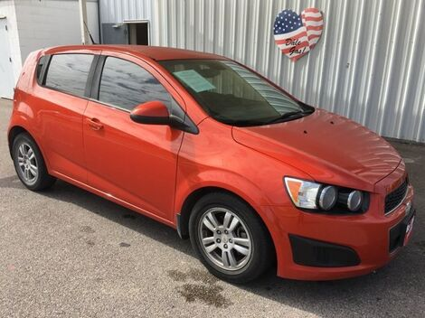 2012_Chevrolet_Sonic_2LS_ Edinburg TX