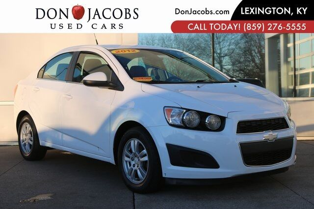 2012 Chevrolet Sonic 2LT Lexington KY