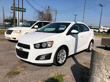 2012_Chevrolet_Sonic_2LT Sedan_ Houston TX