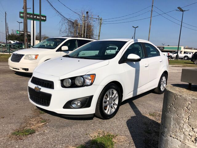 2012 Chevrolet Sonic 2LT Sedan Houston TX