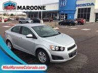 2012 Chevrolet Sonic 2LT Colorado Springs CO