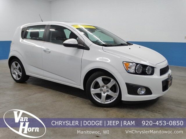 2012 Chevrolet Sonic 2LZ Plymouth WI