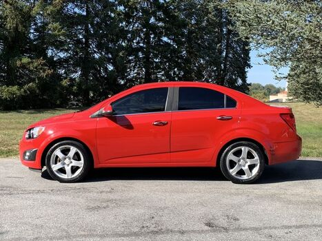 2012_Chevrolet_Sonic 5MT_LTZ_ West Chester PA