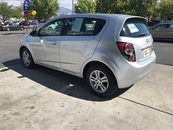2012_Chevrolet_Sonic_5d Hatchback LS2_ Albuquerque NM