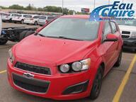 2012 Chevrolet Sonic 5dr HB LT 2LT Eau Claire WI