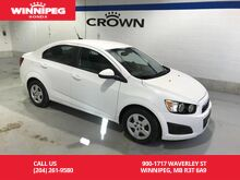 2012_Chevrolet_Sonic_LS/AC/Power locks/Cruise_ Winnipeg MB
