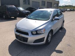 2012_Chevrolet_Sonic_LT_ Cleveland OH