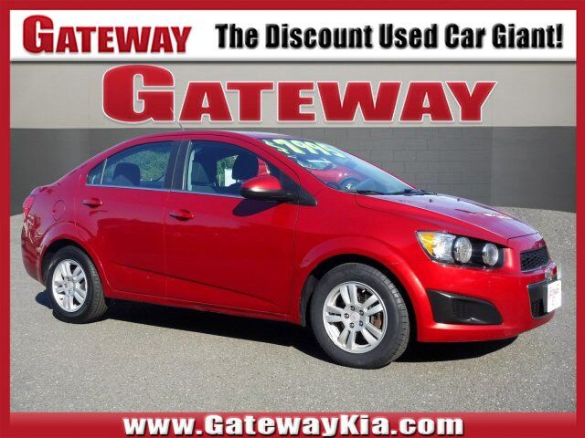 2012 Chevrolet Sonic LT North Brunswick NJ