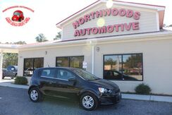 2012_Chevrolet_Sonic_LT_ North Charleston SC